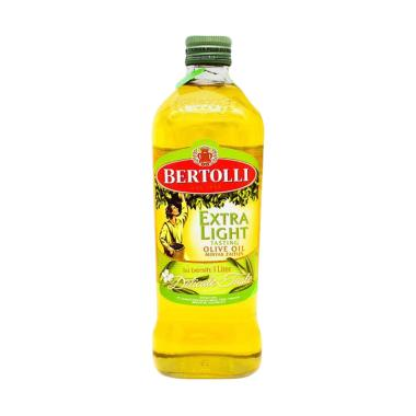 BERTOLLI Extra Light Olive Oil Botol [1 L]