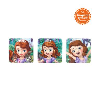 Disney 02 Sofia The First 3in1 Mainan Puzzle