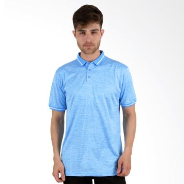 Jersey Training Polo Shirt - Biru Muda