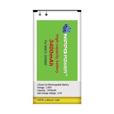 HIPPO Battery for Samsung Galaxy S5 i9600 [3400 mAh]