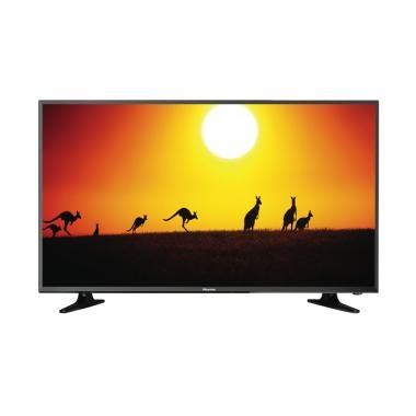 Hisense 32D50 LED TV - Hitam [32 Inch/ Khusus Jabodetabek]
