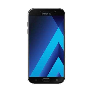 Blibli Now- Samsung Galaxy A7 2017 A720 Smartphone - Black [32GB/3GB]
