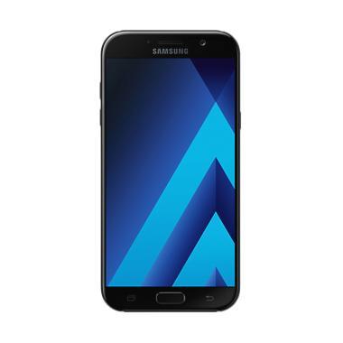 Samsung Galaxy A7 2017 Smartphone - Hitam [32GB/3GB]