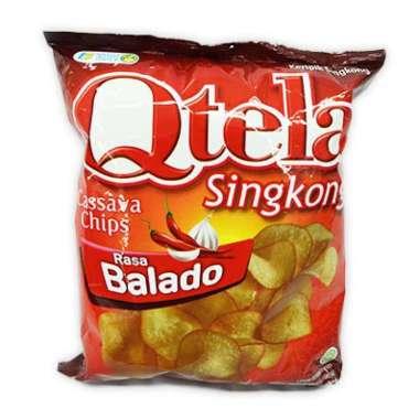 harga Qtela Balado Snacks 185 Gr Blibli.com