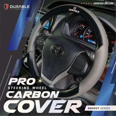 harga VW Sciroco New Beetle Phaeton Safari Touran Caravelle Transporter Combi Cover Stir Steer Sarung Setir Mobil Carbon Groovy Abu Hitam Blibli.com