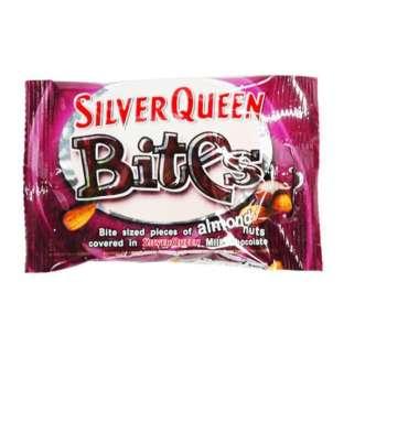 harga Silver Queen Bites Almond 40 Gr Blibli.com