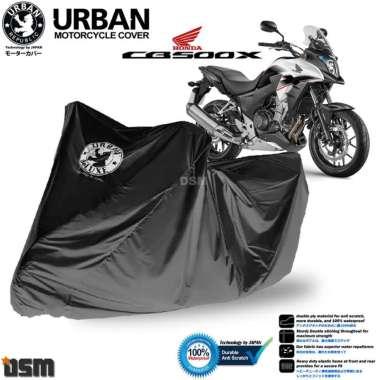 harga Cover Motor Honda CB500X 100% Waterproof / Aksesoris Motor CB500 / DSM SILVER Blibli.com
