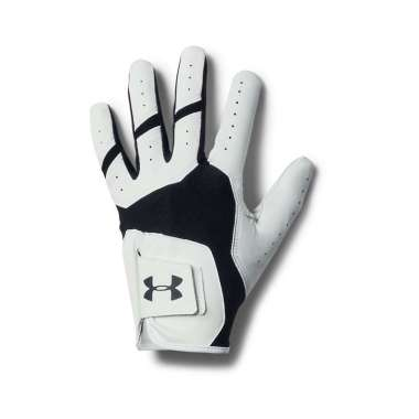 Under Armour  Iso-Chill Golf Glove-Black -  - Black S
