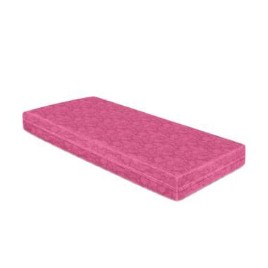 Monalisa Jaquard Emboss Sprei - Pink Tua [Tinggi : 20cm]