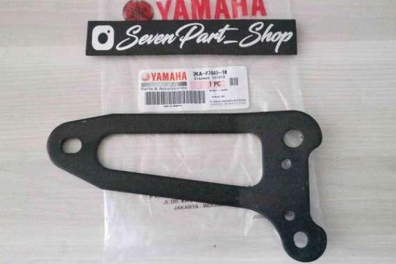 harga Asli N1 Braket Knalpot Peredam Original Yamaha RX KING 3KA-F7443- Blibli.com