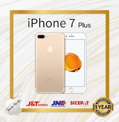 harga Apple iPhone 7 Plus 256 GB New Garansi Toko 1 Tahun Gold Blibli.com
