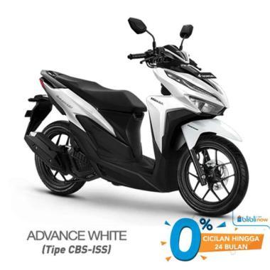 harga Honda VARIO 125 CBS ISS Sepeda Motor [VIN 2021] Advance White Bogor Blibli.com