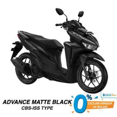 harga Honda VARIO 125 CBS ISS Sepeda Motor [VIN 2021] Matte Black Banten Blibli.com