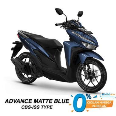 harga Honda VARIO 125 CBS ISS Sepeda Motor [VIN 2021] Matte Blue Bandung Blibli.com