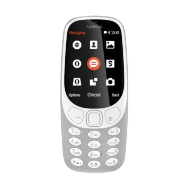 Nokia 3310 Handphone - Gray