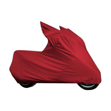Mantroll Cover Motor Khusus for Honda Vario 110 - Red