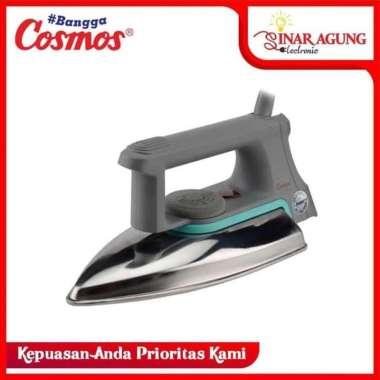 harga Setrika COSMOS Listrik Stainless CI-318  Hitam Blibli.com
