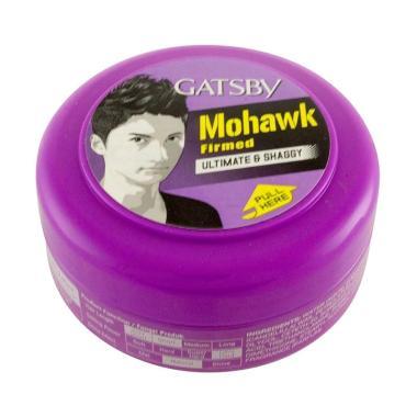 Gatsby Styling Wax Ultimate & Shaggy [75 gr]