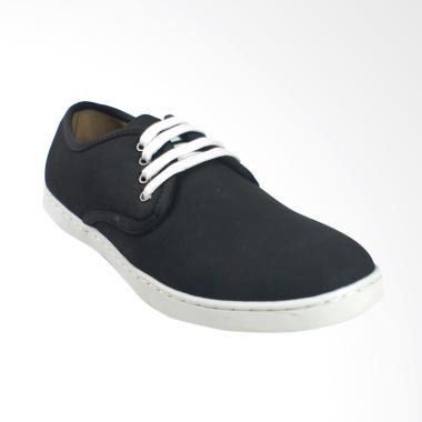 harga Jackson Brom Sepatu Pria - Black 1JK Blibli.com