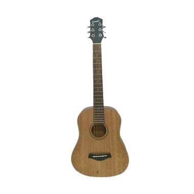 Grande GW1203/4 Gitar Akustik - Coklat Natural
