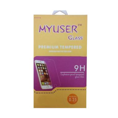 MyUser Tempered Glass Screen Protector for Ipad Mini 2/3/4 - Clear