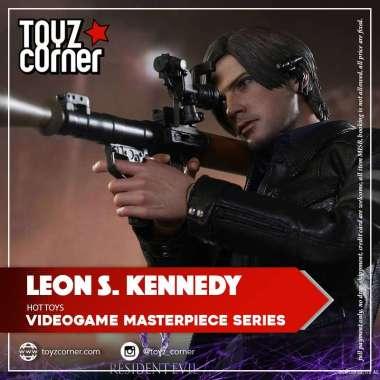 harga Hot Toys VGM22 Leon S Kennedy (Resident Evil 4) Blibli.com