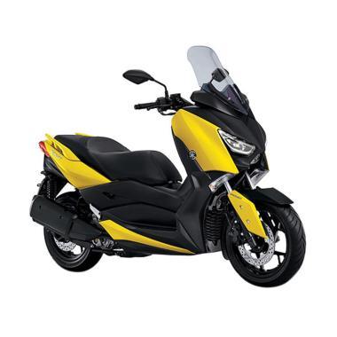 Indent - Yamaha XMAX Sepeda Motor - Racing Yellow