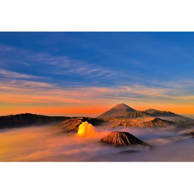 Nusantara - Golden Sunrise Bromo Trip