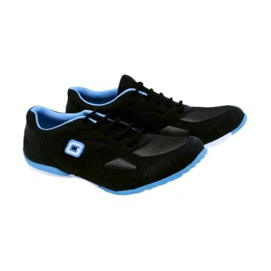 Garsel Running Shoes Sepatu Lari Wanita - Black [GSD 7019]