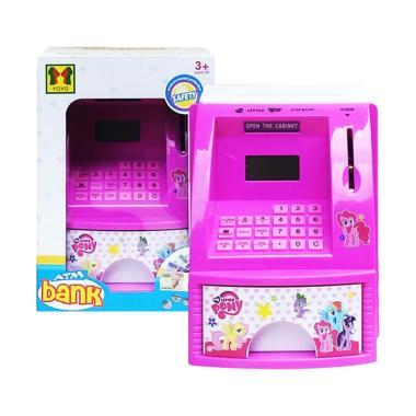 Yoyo Toys 0960760001 Little Pony ATM Bank Celengan Mainan Anak