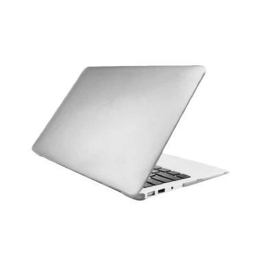 iPearl Ice Satin Cover Casing for MacBook Air 13 Inch - Clear