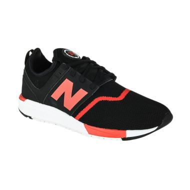 New Balance Men Lifestyle 247 Sport ... ria - Black [NEWMRL247GR]