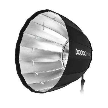 Godox Parabolic Softbox P120L + Grid G-120