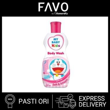 harga Shampo Bayi My Baby Kids Hair & Body Wash Soft & Smooth - 180 mL Blibli.com