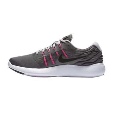 NIKE WMNS Lunarstelos Sepatu Olahraga Wanita - Stone Grey [844736 005]