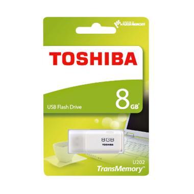 Toshiba USB Flashdisk [8 GB] - Putih