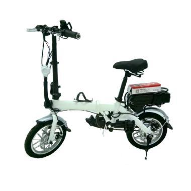 Indobike Follding Sepeda Listrik