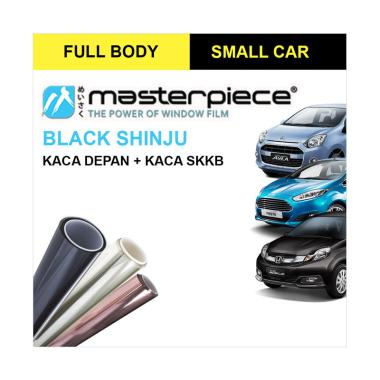 Masterpiece Black Shinju Kaca Film Mobil for Small Car [Full Body]