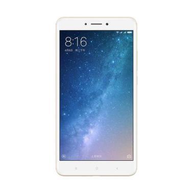 Xiaomi Mi Max 2 Smartphone - Gold [32GB/4GB/Distributor]