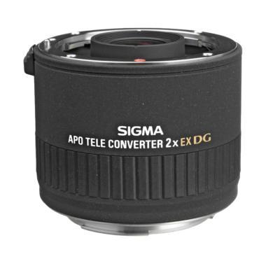 Sigma for Canon 2.0 X EX APO Tele-Converter AF jpckemang GARANSI RESMI