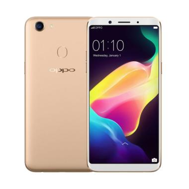 OPPO F5 Selfie Expert and Leader Smartphone - Gold [32 GB/ 4 GB]