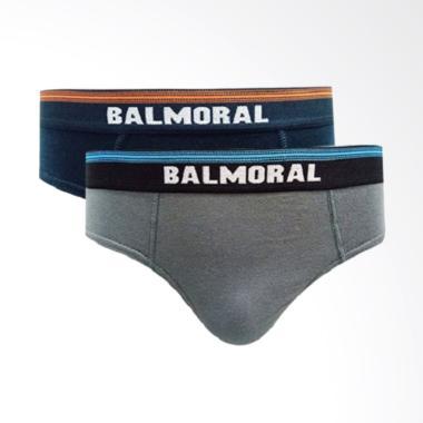 BALMORAL Boxer Underwear Celana Dalam Pria [BR27/Size S]