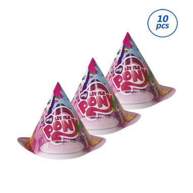 Johnboss Little Pony Topi Koboi Ulang Tahun [10 pcs]