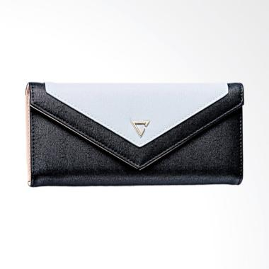 Aamour Envelope Wallet Dompet Wanita - Black