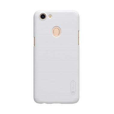 Nillkin Frosted Hardcase Casing for ... lus/Oppo F5 Youth - White