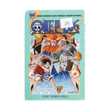 Elex Media Komputindo ONE PIECE 35 Buku Komik 200018777