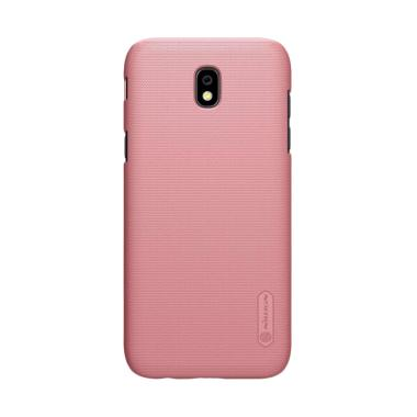 100% authentic bfd05 ab3a3 Nillkin Frosted Hard Case Casing for Samsung Galaxy J5 Pro or Galaxy J5  2017 - Rose Gold