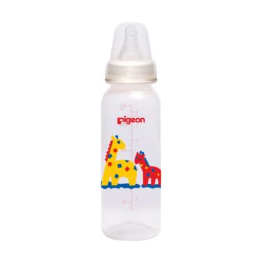 Pigeon Jerapah PP RP Botol Susu with S-Type Silicone Nipple [240 mL]