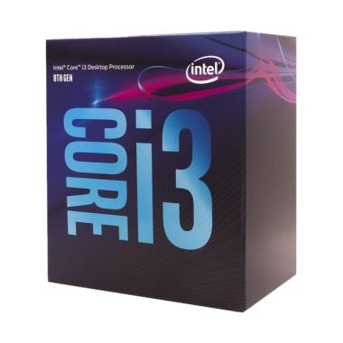 Intel I3-8100 Boxed Prosesor - Coffee Lake [80684I38100]