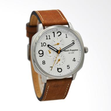Hush Puppies Multifunction Analog J ... a - Brown [HP.7145M.2501]
